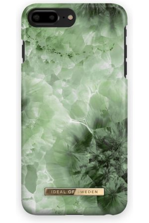 Ideal of sweden Fashion Case iPhone 8 Plus Crystal Green Sky