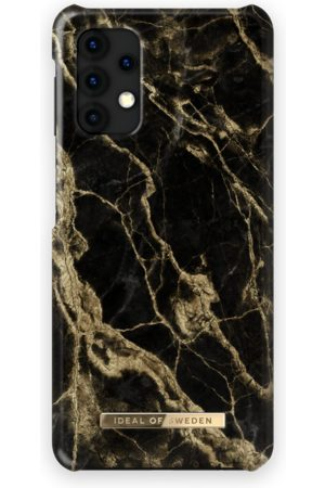 Ideal of sweden Fashion Case Galaxy A32 5G Golden Smoke Marble
