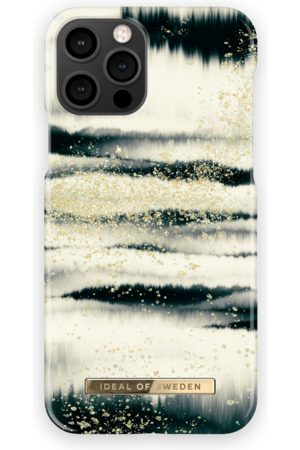 Ideal of sweden Fashion Case iPhone 12 Pro Golden Tie Dye