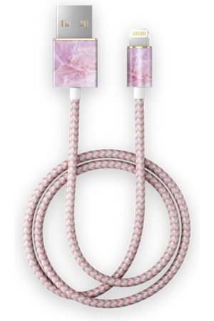 Ideal of sweden Fashion Cable, 1m Pilion Pink Marble