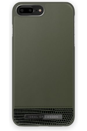 Ideal of sweden Atelier Case iPhone 8 Plus Metal Woods