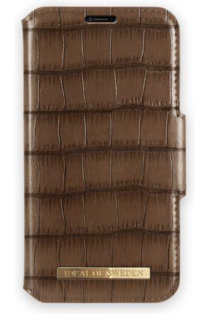 Ideal of sweden Capri Wallet iphone X Brown