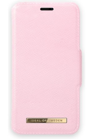 Ideal of sweden Fashion Wallet iPhone Xs Pink