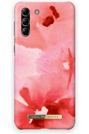 Ideal of sweden Fashion Case Galaxy S21 Plus Coral Blush Floral