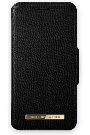 Ideal of sweden Fashion Wallet iPhone Xs Black