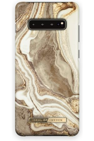 Ideal of sweden Fashion Case Galaxy s10+ Golden sand marble