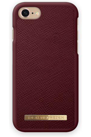 Ideal of sweden Saffiano Case iPhone 7 Burgundy