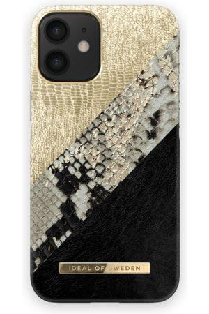 Ideal of sweden Atelier Case iPhone 12 Mini Marigold Snake