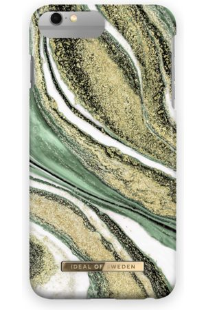 Ideal of sweden Fashion Case iPhone 6/6s Plus Cosmic Green Swirl