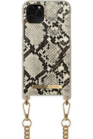 Ideal of sweden Necklace Case iPhone 11 PRO Desert Python