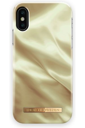 Ideal of sweden Fashion Case iPhone X Honey Satin
