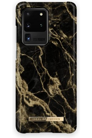 Ideal of sweden Fashion Case Galaxy S20 Ultra Golden Smoke Marble