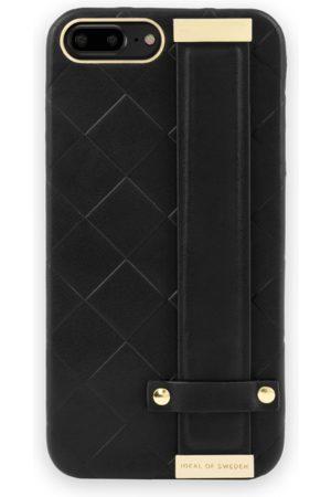 Ideal of sweden Statement Case iPhone 8 Plus Braided Smooth Noir