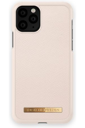 Ideal of sweden Saffiano Case iPhone 11 Pro Beige