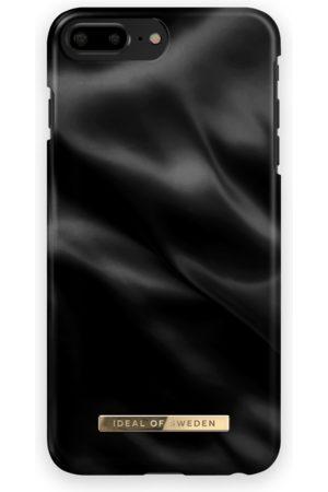 Ideal of sweden Fashion Case iPhone 8 Plus Black Satin