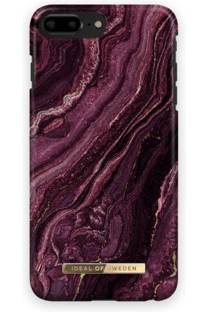 Ideal of sweden Fashion Case iPhone 8 Plus Golden Plum