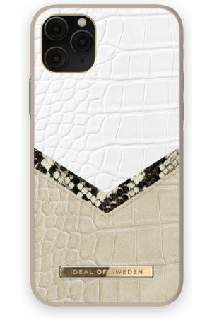 Ideal of sweden Atelier Case iPhone 11 PRO Dusty Cream Python