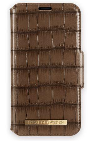 Ideal of sweden Capri Wallet Galaxy S9 Brown