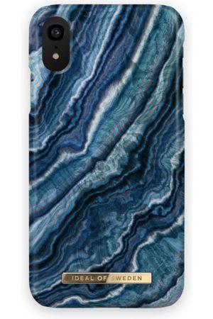 Ideal of sweden Fashion Case iPhone XR Indigo Swirl