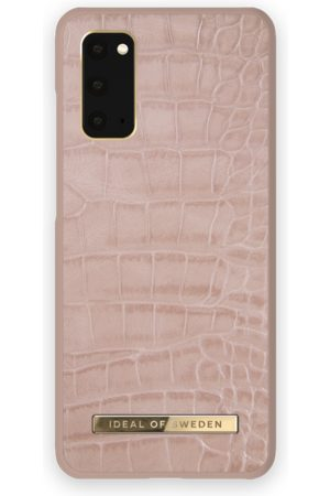 Ideal of sweden Atelier Case Galaxy S20 Rose Croco