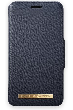 Ideal of sweden Fashion Wallet iPhone X Navy