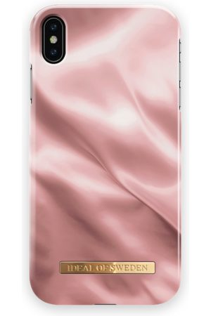 Ideal of sweden Fashion Case iPhone XS MAX Rose Satin