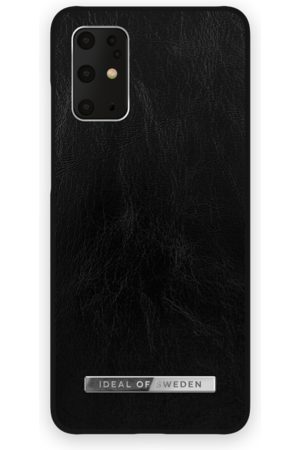 Ideal of sweden Atelier Case Galaxy S20 Plus Glossy Black Silver