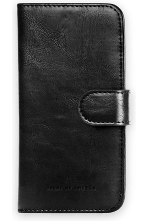 Ideal of sweden Magnet Wallet+ iPhone Xs Black