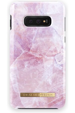 Ideal of sweden Fashion Case Galaxy S10E Pilion Pink Marble