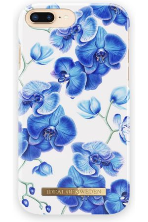 Ideal of sweden Fashion Case iPhone 8 Plus Baby Blue Orchid