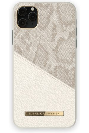 Ideal of sweden Atelier Case iPhone 11 PRO MAX Pearl Python