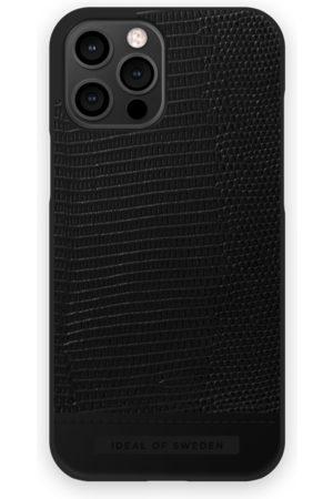 Ideal of sweden Atelier Case iPhone 12 Pro Max Eagle Black