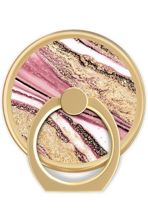 Ideal of sweden Magnetic Ring Mount Cosmic Pink Swirl