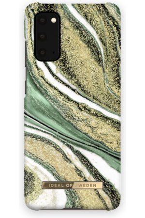 Ideal of sweden Fashion Case Galaxy S20 Cosmic Green Swirl