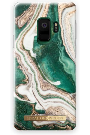 Ideal of sweden Fashion Case Galaxy S9 Golden Jade Marble