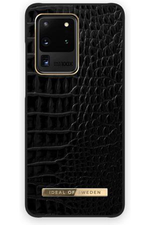 Ideal of sweden Atelier Case Galaxy S20U Neo Noir Croco