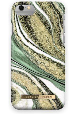 Ideal of sweden Fashion Case iPhone 6/6s Cosmic Green Swirl