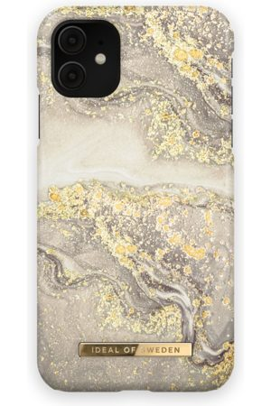Ideal of sweden Fashion Case iPhone 11 Sparkle Greige Marble