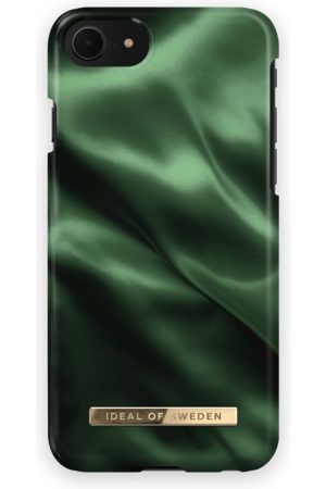 Ideal of sweden Fashion Case iPhone 7 Emerald Satin