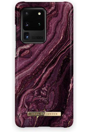 Ideal of sweden Fashion Case Galaxy S20U Golden Plum