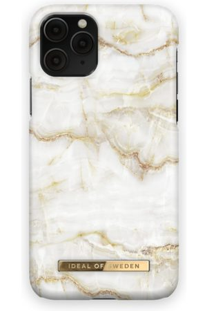 Ideal of sweden Fashion Case iPhone 11 PRO Golden Pearl Marble