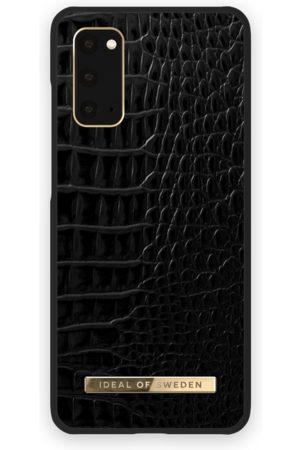 Ideal of sweden Atelier Case Galaxy S20 Neo Noir Croco
