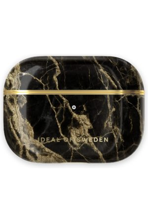 Ideal of sweden Fashion Airpods Case Pro Golden Smoke Marble