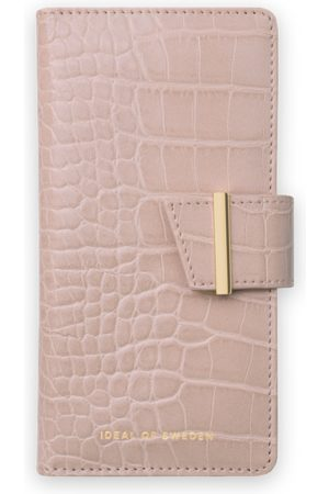 Ideal of sweden Cora Phone Wallet iPhone 12 Mini Rose Croco