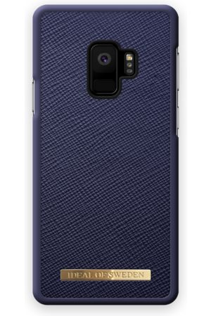 Ideal of sweden Saffiano Case Galaxy S9 Navy