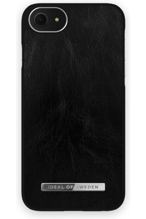 Ideal of sweden Atelier Case iPhone 8 Glossy Black Silver