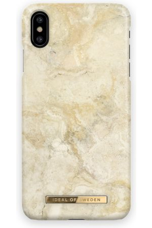 Ideal of sweden Fashion Case iPhone XS MAX Sandstorm Marble