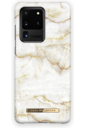 Ideal of sweden Fashion Case Galaxy S20 Ultra Golden Pearl Marble