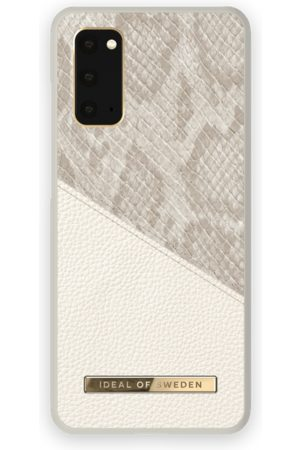Ideal of sweden Atelier Case Galaxy S20 Pearl Python