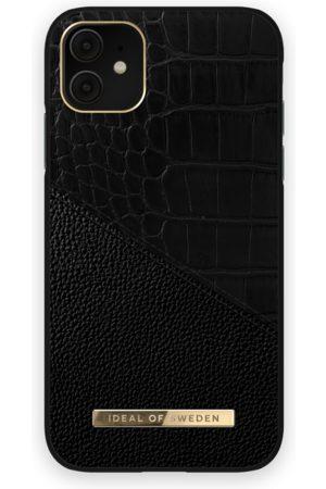 Ideal of sweden Atelier Case iPhone 11 Nightfall Croco